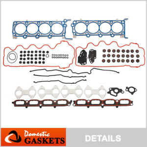 Fits 07-14 Ford F150 Expedition F250 Lincoln 5.4L SOHC 24V Head Gasket Set