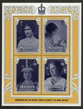 Penrhyn Stamp - Queen Mother, 85th birthday Stamp - NH