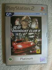 Playstation 2 Spiel PS 2 Midnight Club 2 - Platinum (Playstation 2, 2004)