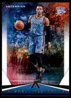 2017-18 PANINI ASCENSION RUSSELL WESTBROOK OKLAHOMA CITY THUNDER #60