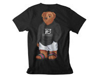 Fat G. Bear Graphic Pro Club Tee Shirt Regular to Big and Tall