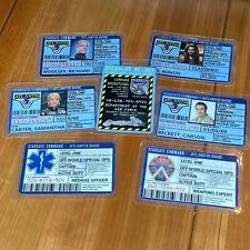 Stargate Atlantis Inspired ID Badge Your Choice For Cosplay Identity Prop