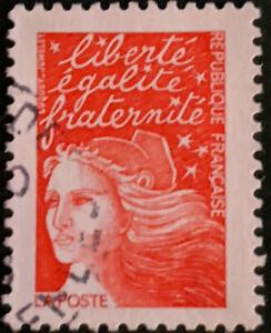 Stamp France SG3407 1997 No value Marianne - liberte, egalite, fraternite Used