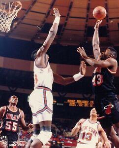 Grant Long Miami Heat NBA Basketball Unsigned Glossy 8x10 Photo A