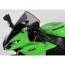 MRA Racingscheibe rauchgrau KAWASAKI ZX 10 R 08-10 ZX 6 R 636 09- Windschutz