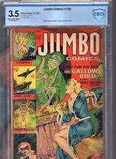 Jumbo Comics #166 February 1953 CBCS  3.5 (like CGC)