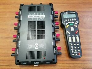 MTH Digital Command Control System DCS Remote and TIU