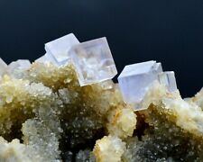 Fluorite & Quartz - 385 grammes - Berbès, Asturies, Espagne