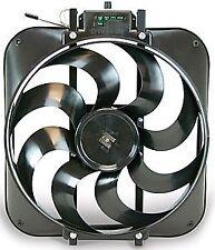 Flex-A-Lite 160 16'' Diameter Black Magic S-Blade Electric Fan