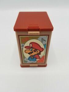 Super Mario Hanafuda Japanese Playing Cards Red Club Nintendo Limited Pokemon