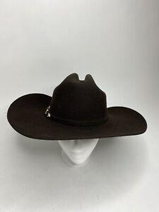Men's John B. Stetson XXX Stallion Oak Ridge Wool Cowboy Hat •71/8 *NEW