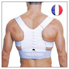 Correcteur De Posture Magnétique Ceinture Unisexe Pour Soutien Dos
