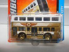 LONDON BUS MATCHBOX 60TH ANNIVERSARY