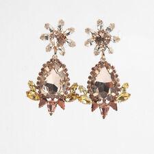 Banana Republic Majestic Jewels Earring Clear $58 BRE0336