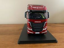 eligor 116769 Iveco Tracteur S-Way Rouge 1/43