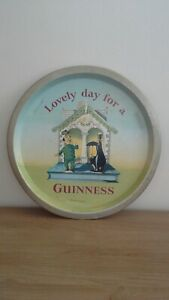 Vintage Guinness tray #2