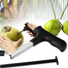Coconut Opener Tool Coco Water Punch Tap Drill Straw Open Hole Cut Gift Gadgets