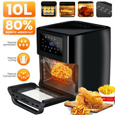 1700W Electric Air Fryer Intelligent Oil-free Multi-function Fry Machine Oven10L