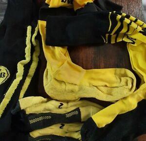3 Paar Fussballstutzen BVB Borussia Dortmund Größe 39-42