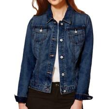 WOMEN'S NEW F&F DENIM JACKET SIZE UK 8