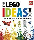The LEGO® Ideas Book: You Can Build Anything! by Daniel Lipkowitz Book The
