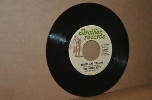 TOP 100 HIT: BEACH BOYS; HEROES AND VILLAINS & YOU'RE WELCOME; BROTHER VG++ 45
