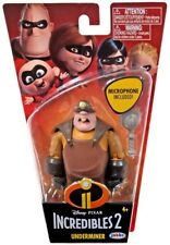 Incredibles 2 Super Poseable Series 2 Underminer Basic Action Figure