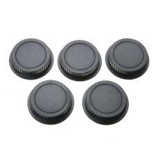 5x Objektivdeckel Staubdichte Schutzfolie für Canon EF ES-S EOS Serie Objektiv
