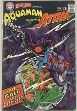 Brave and The Bold #73 August 1967 VG Aquaman and Atom