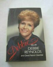 Signed! Debbie Reynolds My Life Hcd 1988 Singin In The Rain Carrie Fisher's Mom