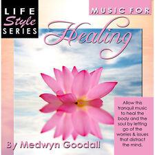 LIFE STYLE SERIES MUSIC FOR HEALING - MEDWYN GOODALL CD
