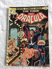 1974 Marvel The Tomb of Dracula #24 Vol #1