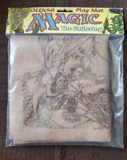 1999 Original Khalsa Brain Games Magic the Gathering Playmat