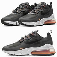 New NIKE Air Max 270 React Athletic Sneakers Running Shoes Mens gray all sizes
