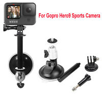Car Holder Bracket Mount Adapter Support Stand For Gopro Hero9 Sports Camera