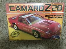 Vintage MPC Chevy Camaro IROC Z Z28 1/25  85 86 87 TPI Third Gen USA Made