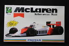 YV052 PROTAR 1/24 maquette F1 206 McLaren Marlboro MP4/2C World champion Prost