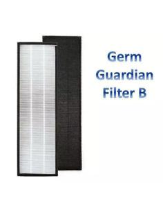 Germ Guardian FILTER B Hepa + Carbon for GERMGUARDIAN GERM FLT4825 AC4800 4800