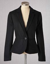 Boden Bishopgate Wool Blazer - Black - Ladies UK Size 6 - Box96 i SSS