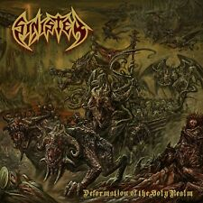 SINISTER - Deformation Of The Holy Realm - Digipak-CD - 4028466910745