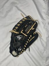 Louisville Slugger Genesis 1884 Series Softball Glove - RHT  NICE Black