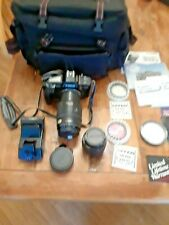 CANON EOS 650 Package, Camera, 35-135 Zoom, 50mm Wide, Filters, Flash, Bag etc