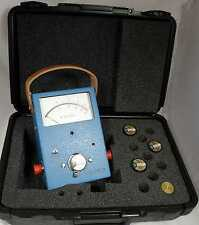 Coaxial Dynamics Ham Radio Wattmeter 83000A Kit Peak/Avg w/ HF VHF UHF Elements