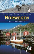 NORWEGEN Gesamt Michael Müller Reiseführer 05 Lofoten Oslo Bergen Nordkap NEU