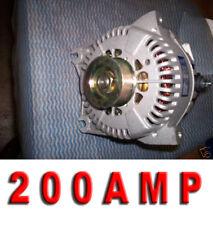 Ford Alternator Mustang Cobra High Amp 4G  200 HIGH Amp NEW 1996 1997 1998 1999