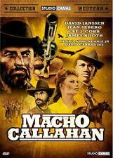 DVD : Macho Callahan - WESTERN - NEUF