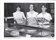 "*Postcard-""Woerne's European Pastry Shop"" /Early 1960's/*Seattle WA."