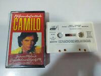 Camilo Sesto 14 Grandes Exitos Ariola 1987 - Cinta Cassette
