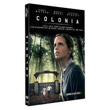 "DVD ""Colonia"" Emma Watson   NEUF SOUS BLISTER"