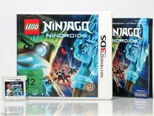 LEGO - NINJAGO NINDROIDS  ~Nintendo 3Ds / XL, 2 Ds New 3Ds Spiel~